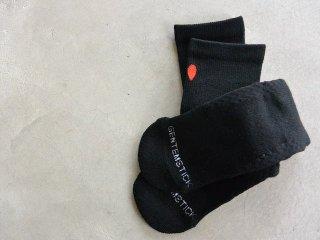 YAMAtune for GENTEMSTICK / Merino Wool Snowboard Socks Round Toe