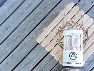 MOUNTAIN RESEARCH マウンテン リサーチ / Anarcho Lantern white