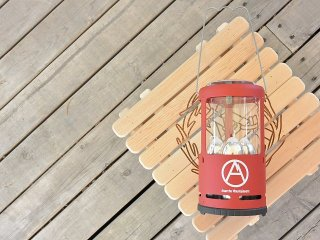 MOUNTAIN RESEARCH マウンテン リサーチ / Anarcho Lantern red