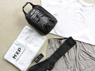 MXP / URBAN SURVIVAL KIT white×gray×black bag men's