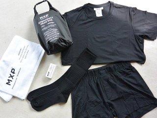 MXP / URBAN SURVIVAL KIT black×black×black bag men's