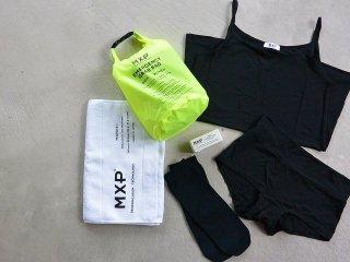 MXP / URBAN SURVIVAL KIT black×yellow bag women's