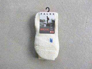 FALKE ファルケ / WALKIE wool white