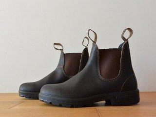 Blundstone ブランドストーン / サイドゴアブーツ stout brown
