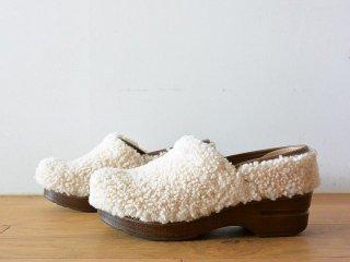 dansko ダンスコ / professional プロフェッショナル Shearing White