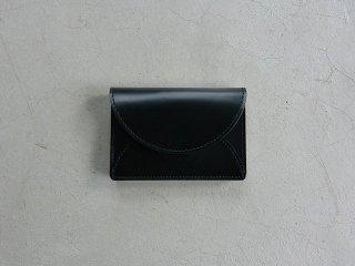 irose イロセ /  FOLD MINI WALLET black