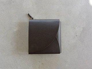 irose イロセ / FOLD SHORT WALLET brown