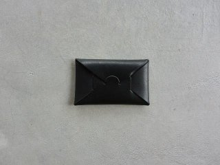 irose イロセ / SEAMLESS CARD CASE black