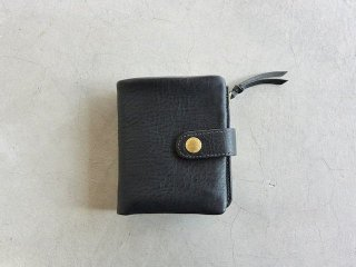 CINQ サンク / 2つ折り財布 ブラック