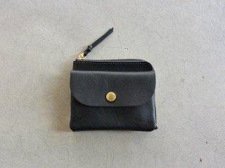 CINQ サンク / 小さめの財布 ブラック