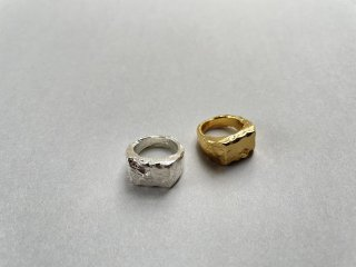 Soierie ソワリー / Aging square ring