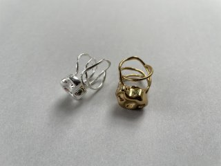 Soierie ソワリー / Ethical parts wire ring
