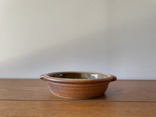 Muchelney Pottery   ベーキングディッシュ  (S)