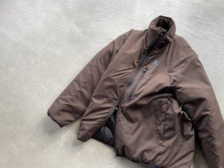 SOUTH2 WEST8 / Insulator Jacket - Poly Peach Skin tan
