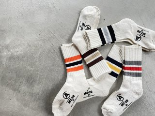 MOUNTAIN RESEARCH マウンテンリサーチ / Line Sox 5colors Set
