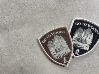 MOUNTAIN RESEARCH マウンテンリサーチ / G.T.W Patch