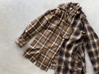 MOUNTAIN RESEARCH マウンテンリサーチ / No Sew Shirt 2 check