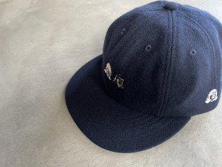 TACOMA FUJI RECORDS / Double Face CAP black