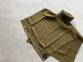 SOUTH2 WEST8 / Dickey Turtle - W/A Knit olive