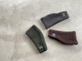 SOUTH2 WEST8 / Head Band - W/A Knit black
