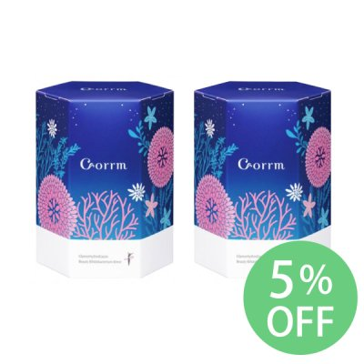 【2個セット】Corrm コルム(30包)【5%OFF】