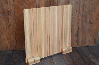 木製卓上衝立(杉)