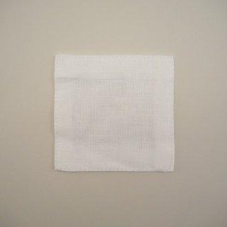 fog linen work リネンコースター(White)