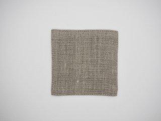 fog linen work リネンコースター(ナチュラル)
