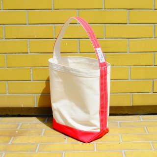 9 TOTE Natural/Red