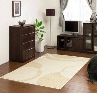 ラグマット 床暖房対応 抗菌 国産