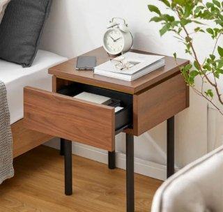 サイドテーブル 木製