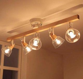 [5灯] シーリングライト LED